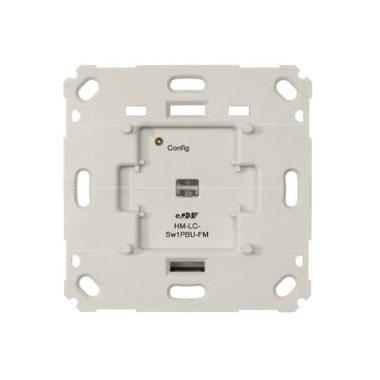 Schaltaktor 1-fach für Markenschalter HM-LC-Sw1PBU-FM