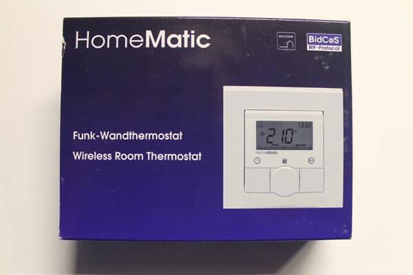 Homematic Funk-Wandthermostat (HM-TC-IT-WM-W-EU)