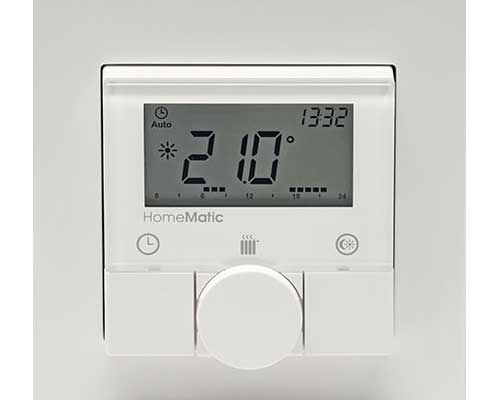 Homematic Funk-Wandthermostat (HM-TC-IT-WM-W-EU)