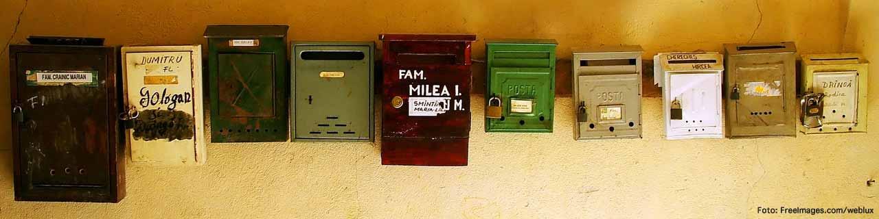 Automatisierung des Briefkastens