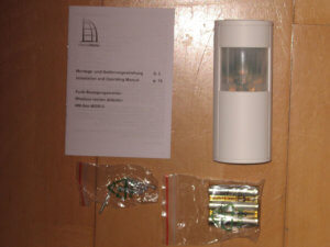 Verpackungsinhalt (HM-Sec-MDIR-2)