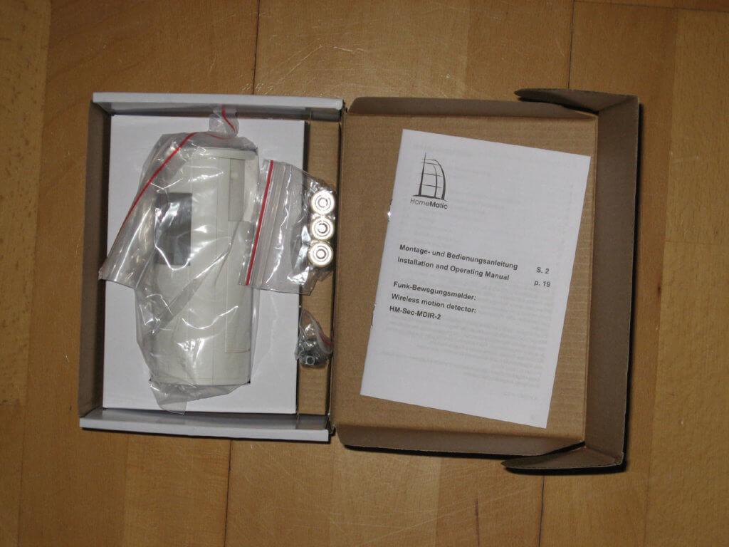 Unboxing (HM-Sec-MDIR-2)